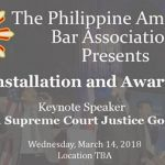 32nd Annual Awards and Installation Gala on March 14, 2018