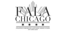 FALA Chicago Logo - BW