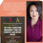 The PABA Foundation Emergency Fund for Students and Recent Grads
