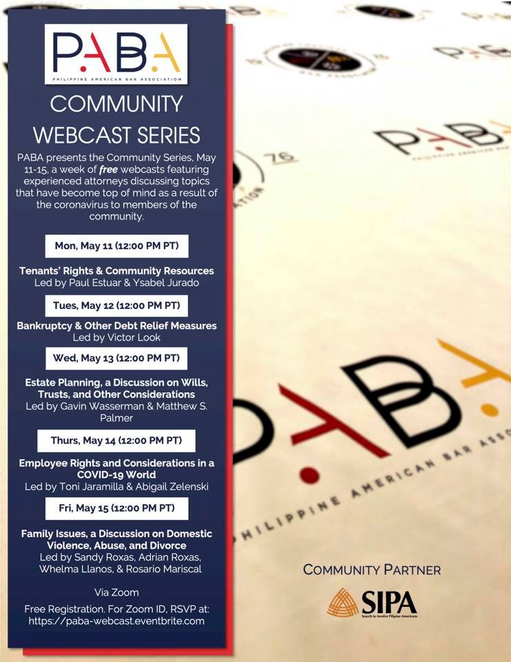 PABA Community Webcast Series