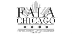 FALA Chicago Logo - BW