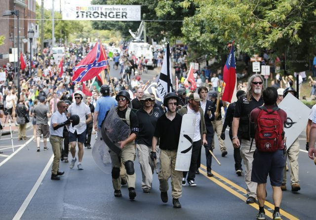 PRESS RELEASE Regarding The Recent Events In Charlottesville, Virginia